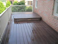 Deck building and refinishing