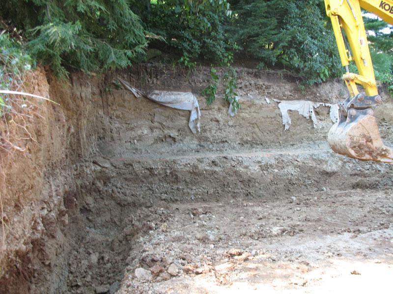 Excavation Gallery - Cerminara Excavating & Construction Inc